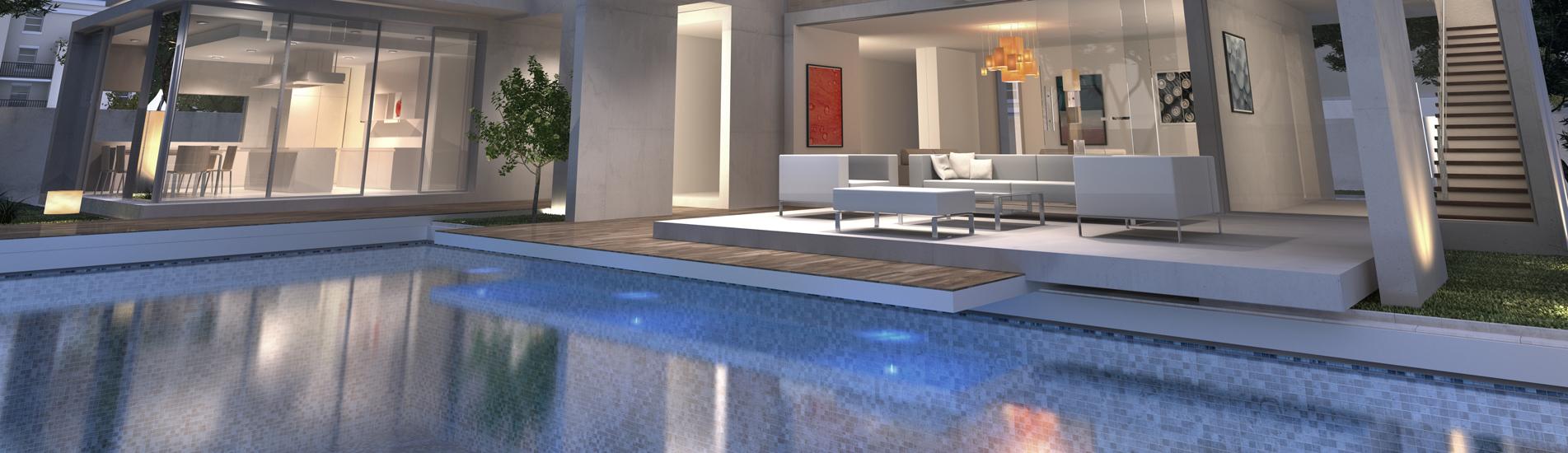 Types for Construction piscine vaud